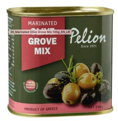 Marinierte Oliven ´Grove Mix´ 145g