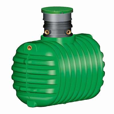 Schütter Behältercenter - Regenwassertank/ Erdtank Cristall 1.600 l