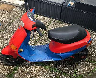 Moped Teile