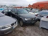 BMW X3 E83 3.0d FL Teile