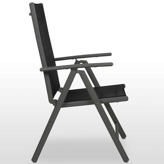 alu klappstuhl sessel alu hochlehner 32 4882 oberwang willhaben. Black Bedroom Furniture Sets. Home Design Ideas