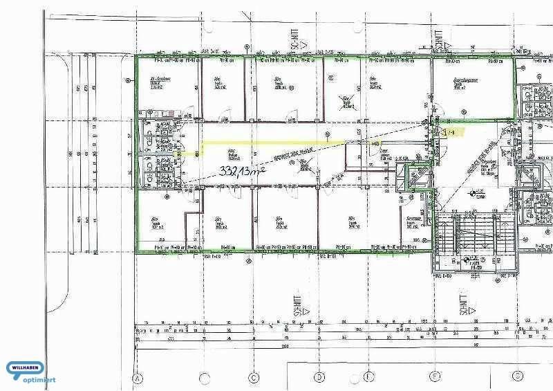 2.OG Top 7+8 332 m²