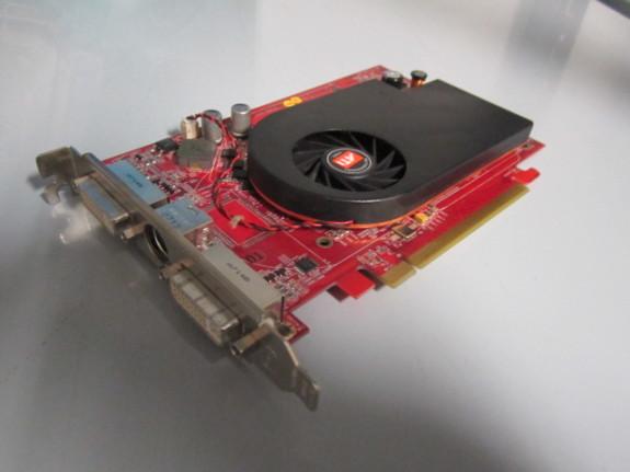 ATI Radeon X1600XT 256MB DDR Dual DVI & S-Video out PCI-E Video Card 102A6712400