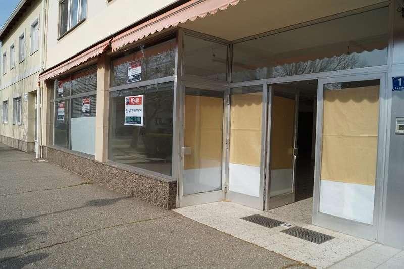 3 Geschäftslokal-Podersdorf,Straßenansicht
