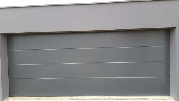 Garagentore deckensektionaltore sektionaltore bis 10 for Ral 9006 fenster