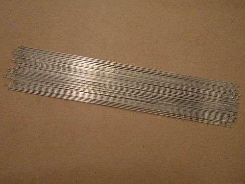 10x Schweißdraht 2,4 mm Draht WIG Nickel schweißen Guss, Werkstoff ...