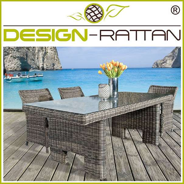 rattan essgruppe tegal bali edition rundrattan 220 x 100 cm 6 st hle 1010 wien. Black Bedroom Furniture Sets. Home Design Ideas