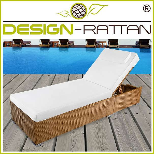 liegestuhl rattan 2er set modell daybed small 5 farben basic line 549 1010 wien. Black Bedroom Furniture Sets. Home Design Ideas