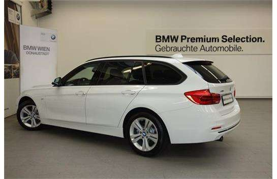 bmw 3er reihe 318d xdrive touring sport line kombi 2015. Black Bedroom Furniture Sets. Home Design Ideas
