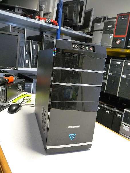 i3 4x3.3GHZ Wireless LAN HDMI 4GB DDR3 1000GB HDD Geforce GT330 HDMI WLAN Esata Brenner 8 Channel Sound Win7 64 BIT