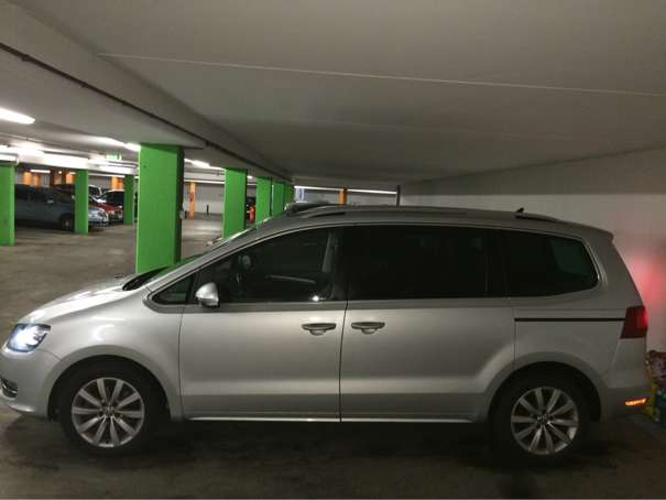vw sharan 2 0 sky highline allrad 6 sitze van minivan 2011 km. Black Bedroom Furniture Sets. Home Design Ideas