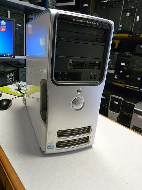 Dell US Dualcore Intel D 2x2.8GHZ 3GB RAM 250GB HDD chemse imp05 mk1