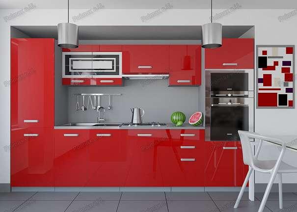neue hochglanz k che 300 cm in 4 farbvarianten 2 jahre garantie 550 1030 wien willhaben. Black Bedroom Furniture Sets. Home Design Ideas