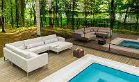 Terrassen-(Lounge) Sitzgarnitur, Premiumprodukt zum Spitzenpreis!
