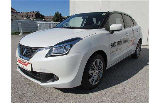 used suzuki baleno 8 500 km at 15 890. Black Bedroom Furniture Sets. Home Design Ideas