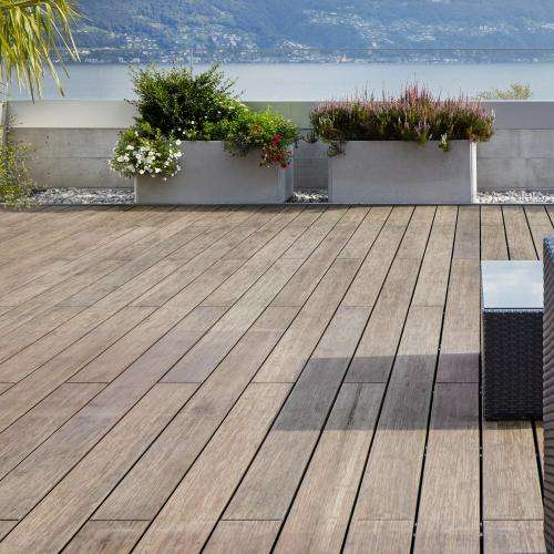 terrassendielen aus bambus lr35 kyushucon. Black Bedroom Furniture Sets. Home Design Ideas