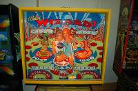 Flipper Wizard the WHO -Bally orig.