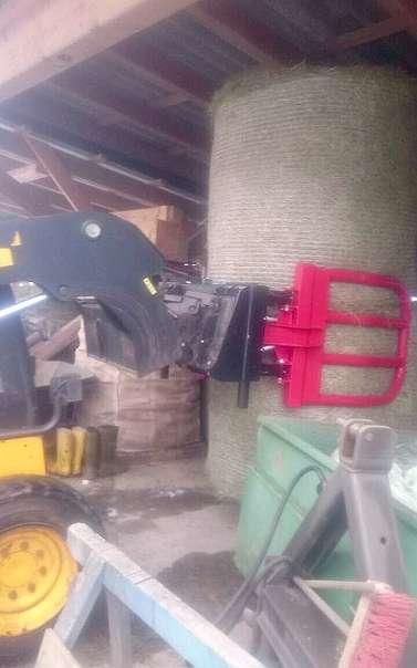 BALLENZANGE / BALLEN GABEL 1,80m / Traglast bis 1300 kg BESTE BALLENZANGE!