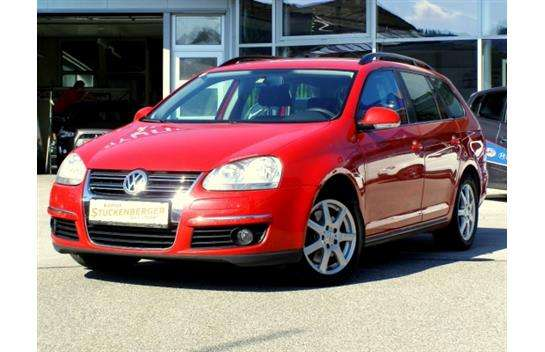 vw golf variant trendline 1 9 tdi 4motion dpf kombi 2009 km willhaben. Black Bedroom Furniture Sets. Home Design Ideas