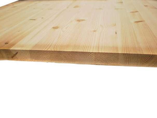 Hervorragend Massivholzplatte, Leimholzplatte Nordische Kiefer, Qualität AB  TN65