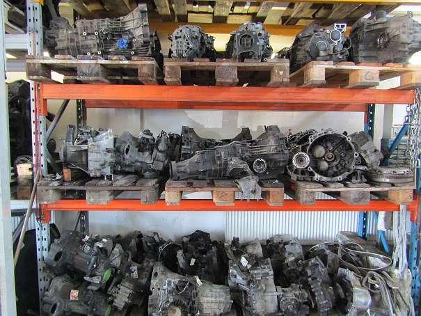 EGR Audi Getriebe