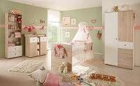 4-teiliges TINA Babyzimmer