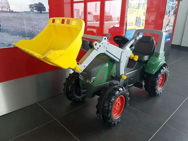Farmtrac traktor fendt vario mit frontlader für kinder