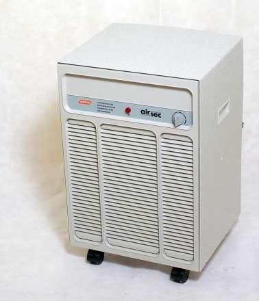 Luftentfeuchter - Bautrockner Airsec 165 ABVERKAUF