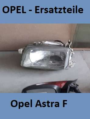 Opel Astra F Scheinwerfer