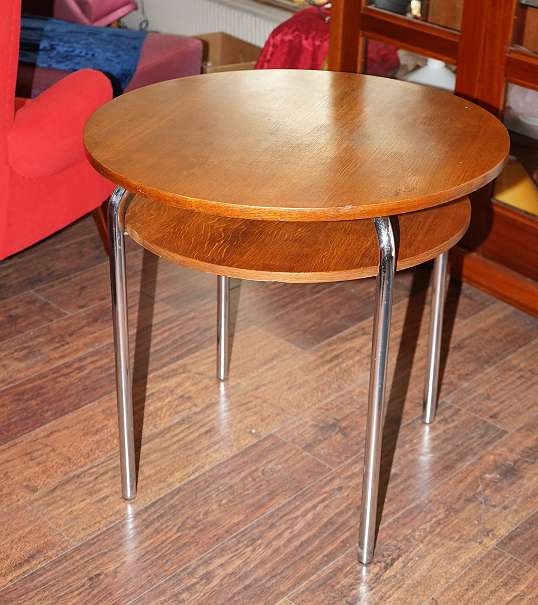 tisch stahlrohr art deco 1930 420 1080 wien willhaben. Black Bedroom Furniture Sets. Home Design Ideas