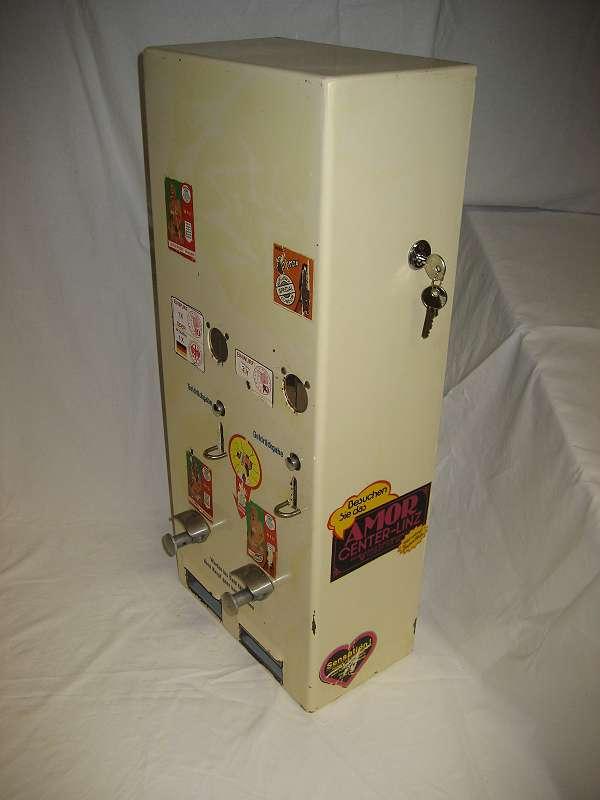 Kondomautomat 2fach