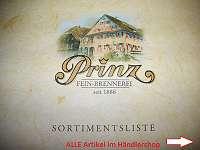 Prinz Schnaps - Lager Kärnten