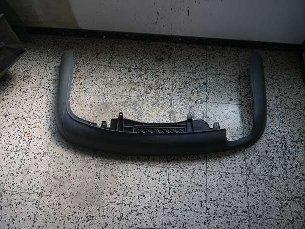 VW Passat B6 Stoßstangenspoiler hinten