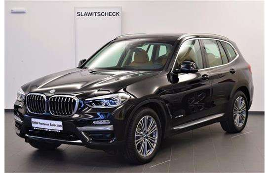 bmw x3 xdrive 20d luxury line aut suv gel ndewagen willhaben. Black Bedroom Furniture Sets. Home Design Ideas
