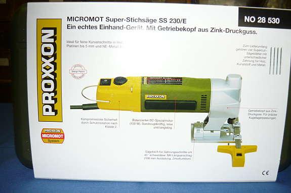 PROXXON Super-Stichsäge STS/ E