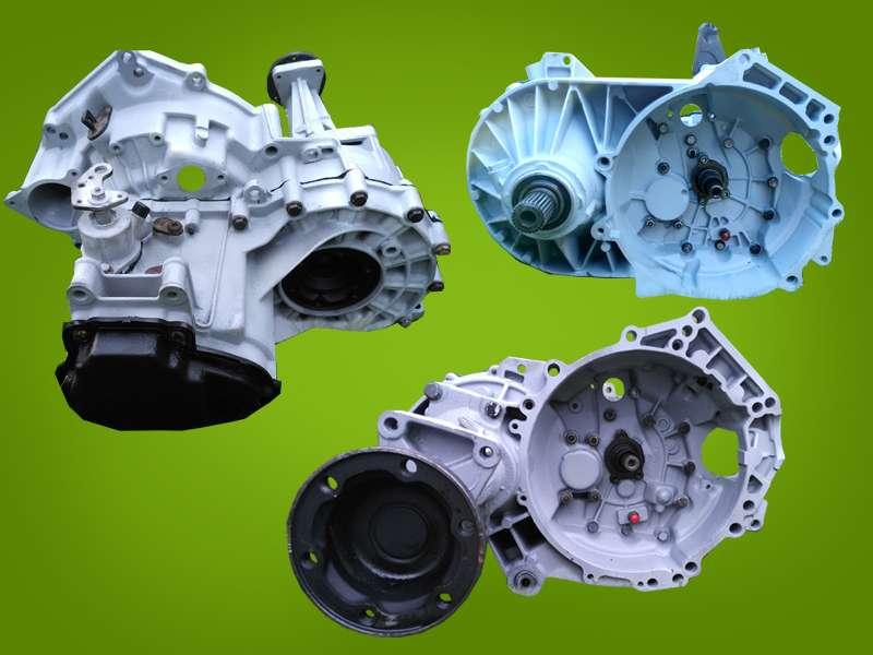 Schaltgetriebe GETRIEBE PEUGEOT CITROEN 1.4 HDI 1.6 BENZINER 206 207 307 20CQ