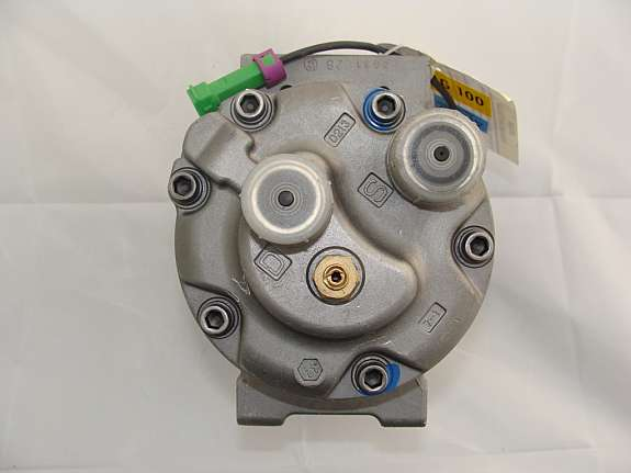 Audi Klimakompressor