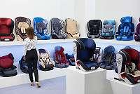 gebrauchte Kindersitze und Babyschalen von Maxi Cosi, Römer, Graco, Hauck, Recaro, ...