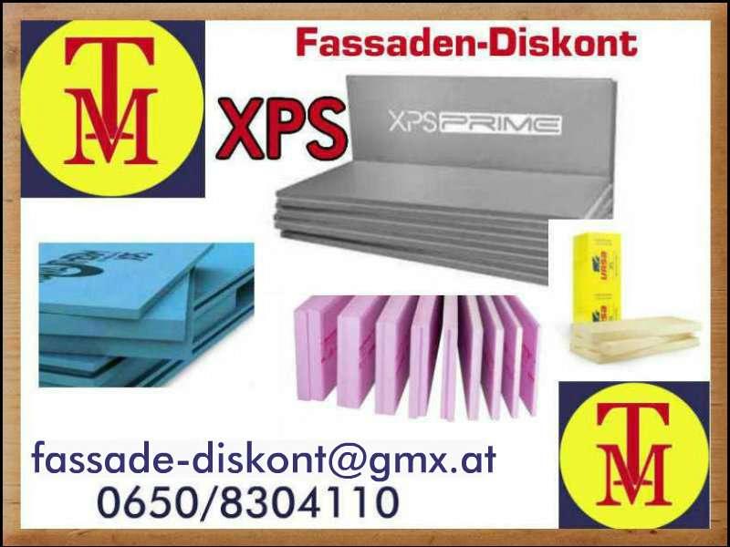 XPS - STYRODUR für Nassbereiche *TOP PREIS* - Trotz Covid 19- Ungestörte Lieferungen in ganz Österreich -