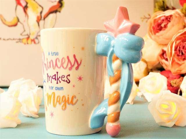 BE A PRINCESS! Originelles und außergewöhnliches Heferl! über 0,3 l Prinzessin Diva Queen Tasse Haferl Häferl Magic