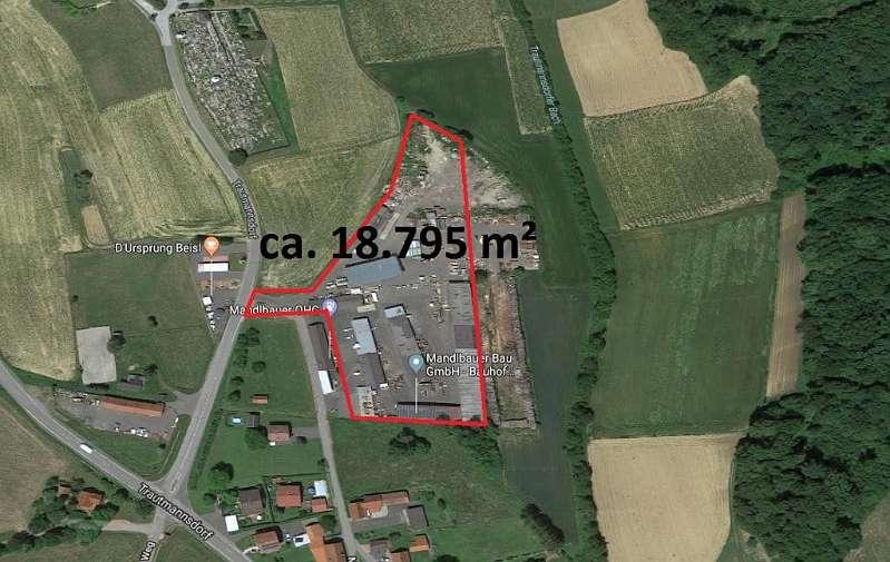 Bild 1 von 2 - Luftbild