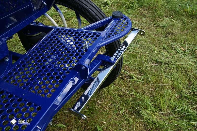 """Marathonwagen Fahrschulwagen Kutsche Fahrschulwagen 29"""" Kutschen 004a Wagonette"""