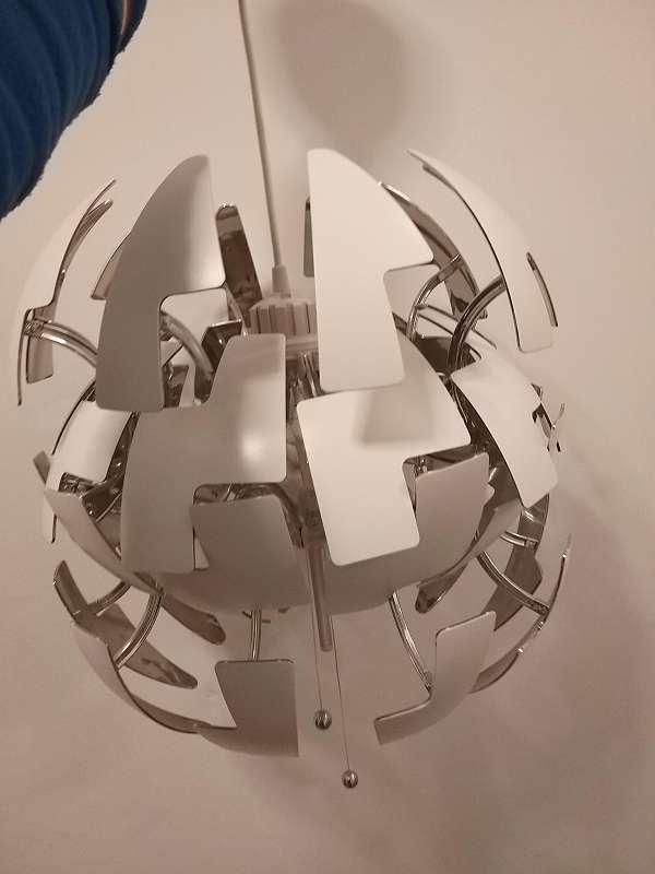 Lampe Kinderzimmer Ikea Todesstern Verwandelbar Dimmbar