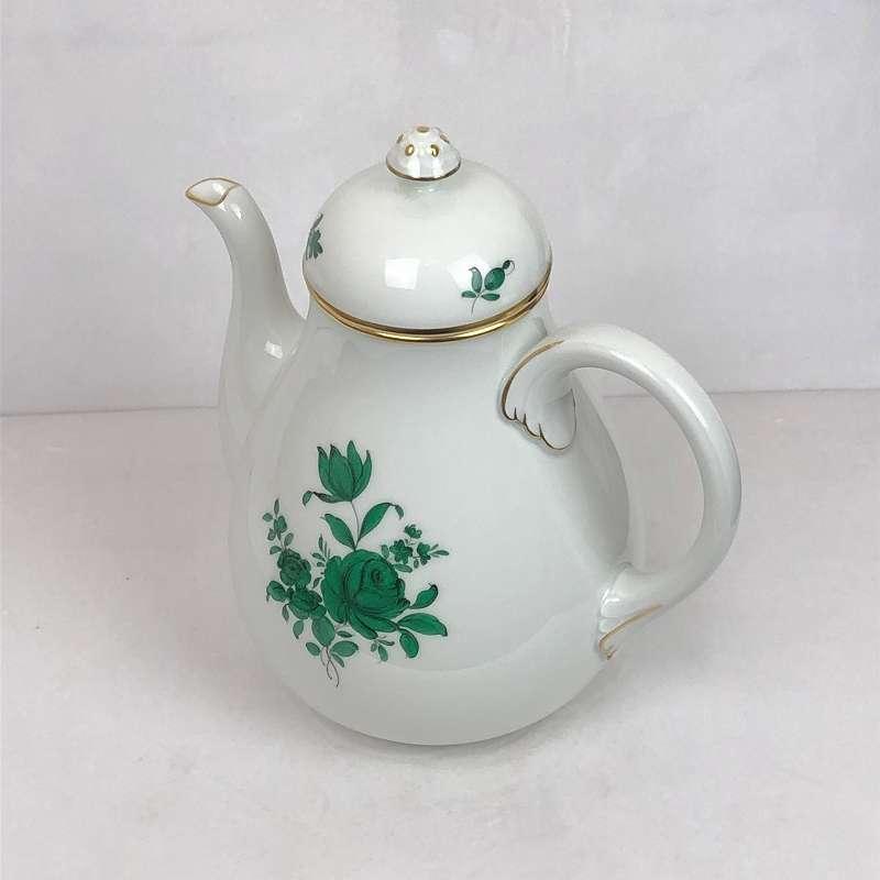 Augarten Porzellan Kaffee Kanne Maria Theresia