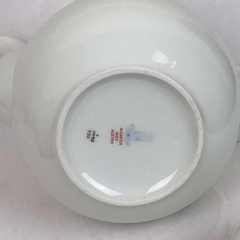 Augarten Porzellan Kaffee Kanne Maria Theresia ID: P3684-2