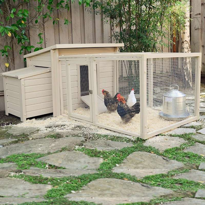 Hühnerstall, Kaninchenstall Ecoflex NEU (Versandkostenfrei)