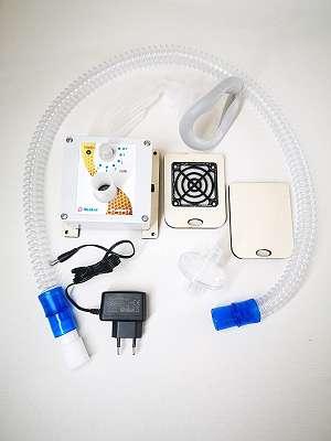 Inhalator, API Inhalator, API Therapie, Bienen, Bienenluft, Imker, Imkereibedarf, Bienenzucht, Imkerzubehör