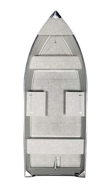 Marine 450 FISH; Aluboot Fischerboot Freizeitboot Angelboot