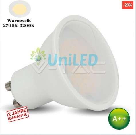 -20% Rabatt auf alle GU10 LED Lampen
