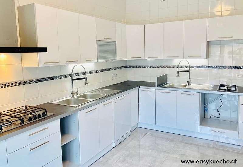 easyküche: moderne hochglanzküchen zu top-preisen!, € 400